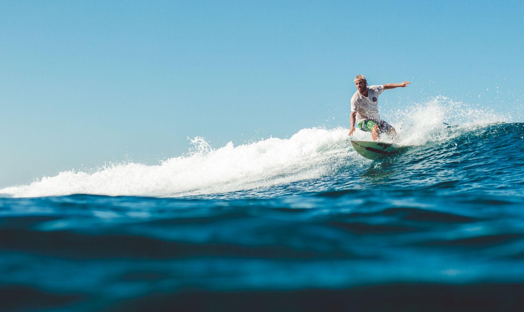趣味のサーフィンのこと