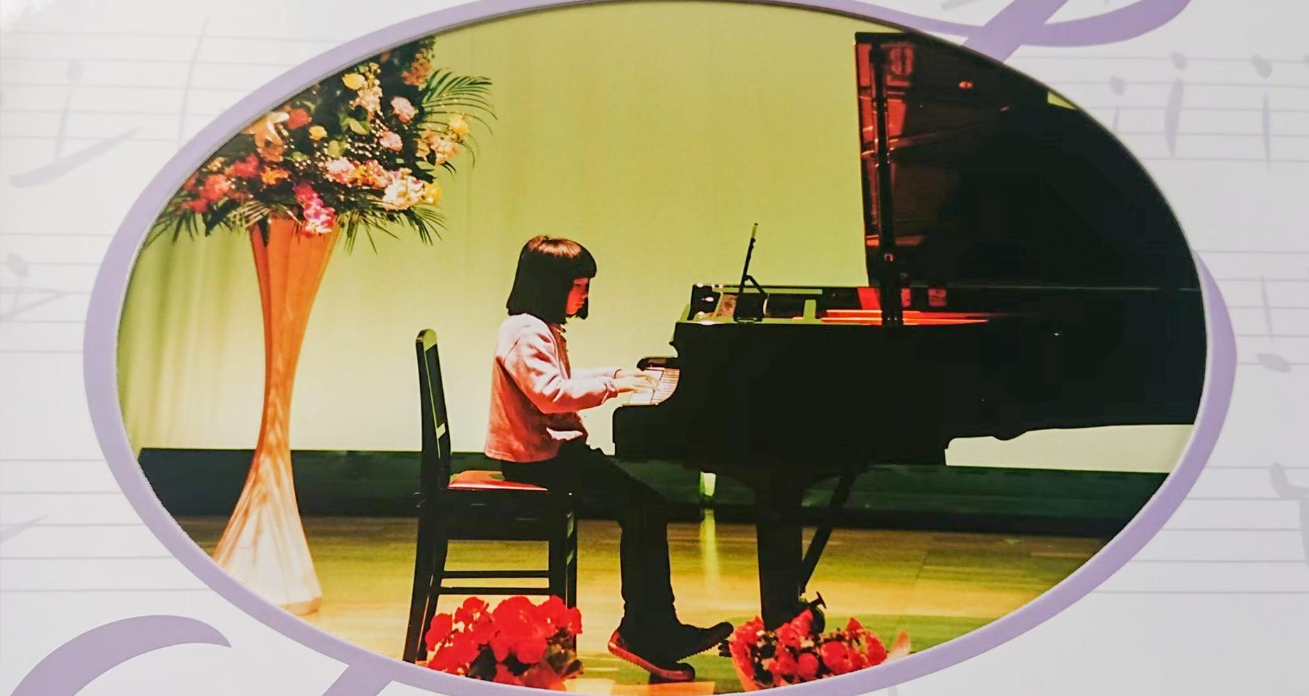 ピアノ、かるた、書道も?
