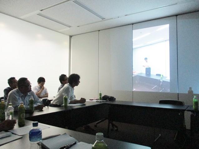平成28年8月4日 かなめ交流会を開催致しました。