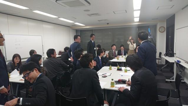 平成30年2月22日、第11回かなめ交流会を開催しました。