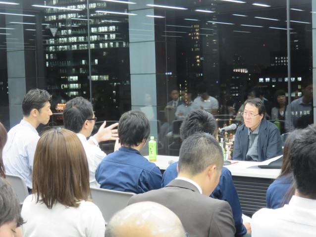 平成29年6月7日 第7回 かなめ交流会を開催致しました。