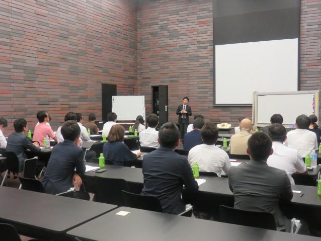 平成29年10月5日 第9回かなめ交流会を開催しました。