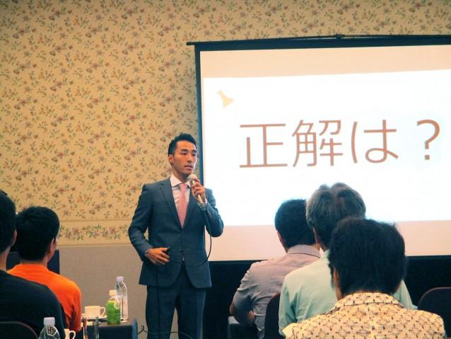 7月16日、東建コーポレーション株式会社様にて「建物明渡請求実務の実態」セミナーを開催しました